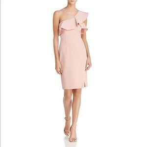 Bardot One-Shoulder Dress